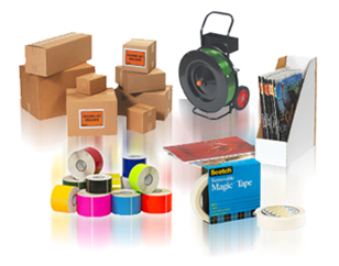 Thousands of Packaging Supplies from COGS